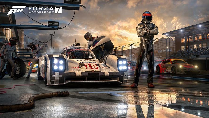 Forza Motorsport 7: lista de los primeros 167 coches