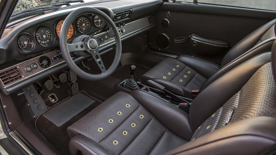 Porsche 911 par Singer - Amelia Island Concours