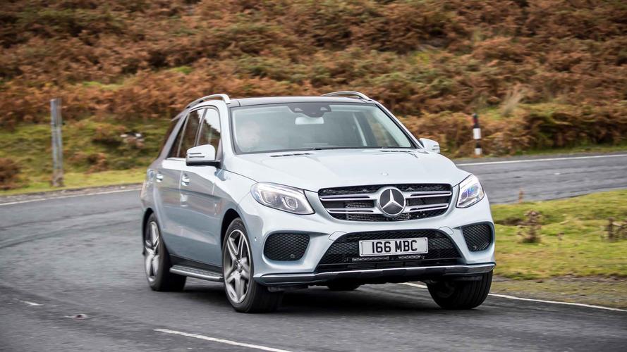 Recall - Mercedes convoca 521 unidades de GL, GLE e GLS por falha na direção