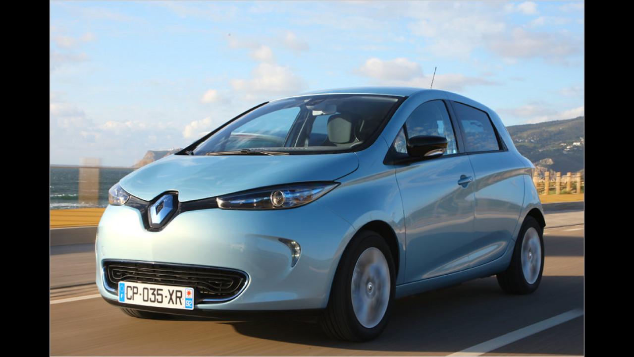 Platz 5: Renault Zoe