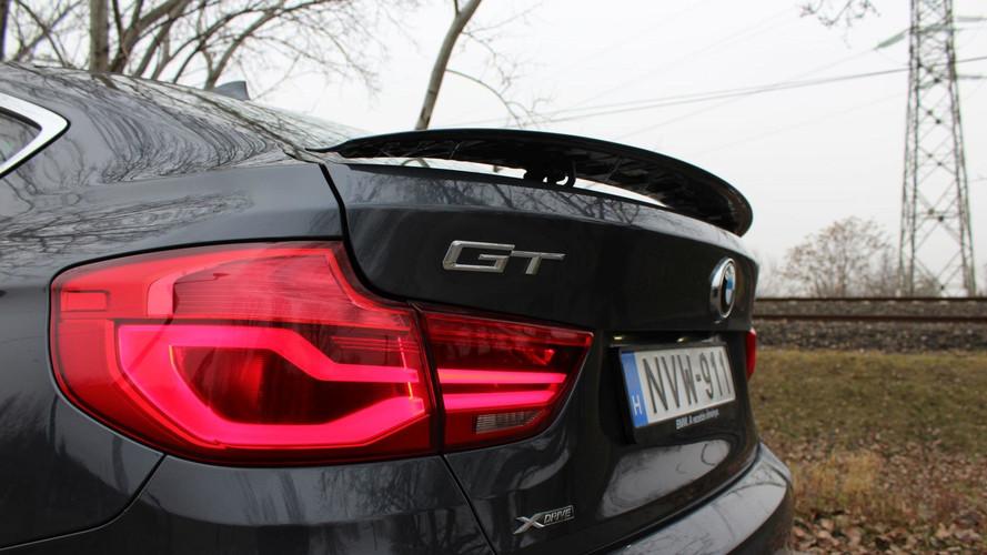 BMW 320d xDrive Gran Turismo: fenébe az SUV-kkal!