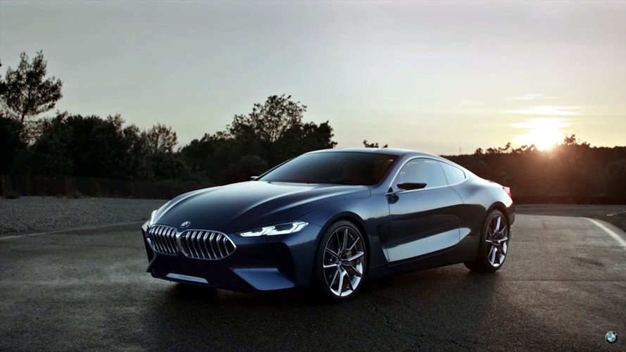 People Are Shocked To See BMW 8 Series Concept In New Promo