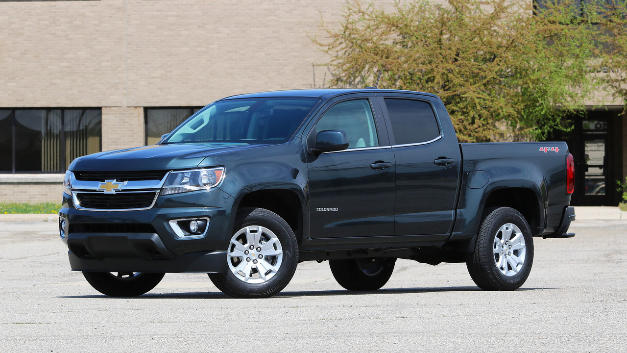 2017 Chevy Colorado Review: All You Need From A Truck ...
