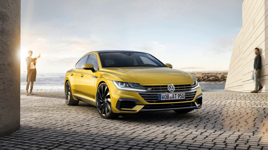 La Volkswagen Arteon débute à 37'800 euros