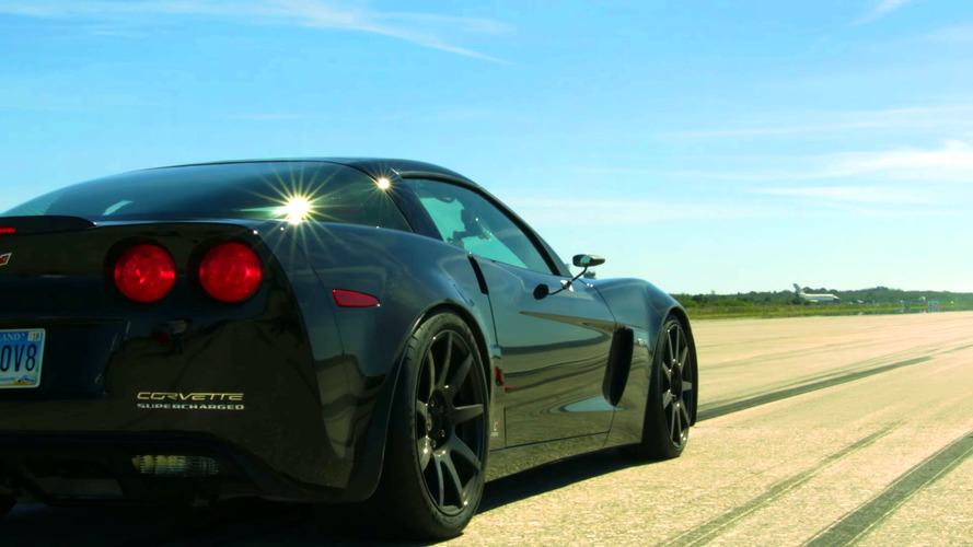 Genovation GXE Corvette Z06