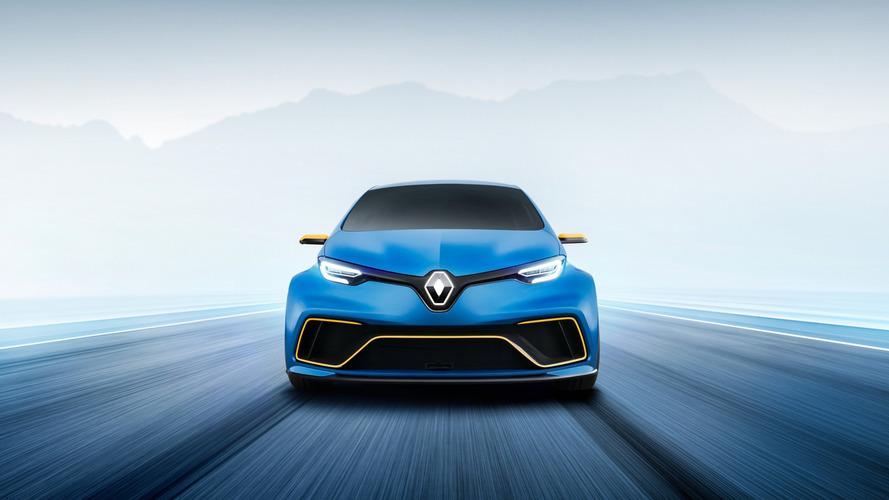 "Renault ZOE e-Sport Concept 2017, una ""bomba"" eléctrica"