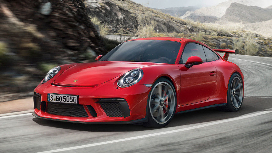 Porsche 911 GT3 driver busted for 210 mph on motorway in Austria