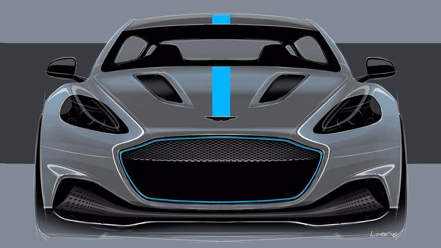 Aston Martin to build electric cars in Wales