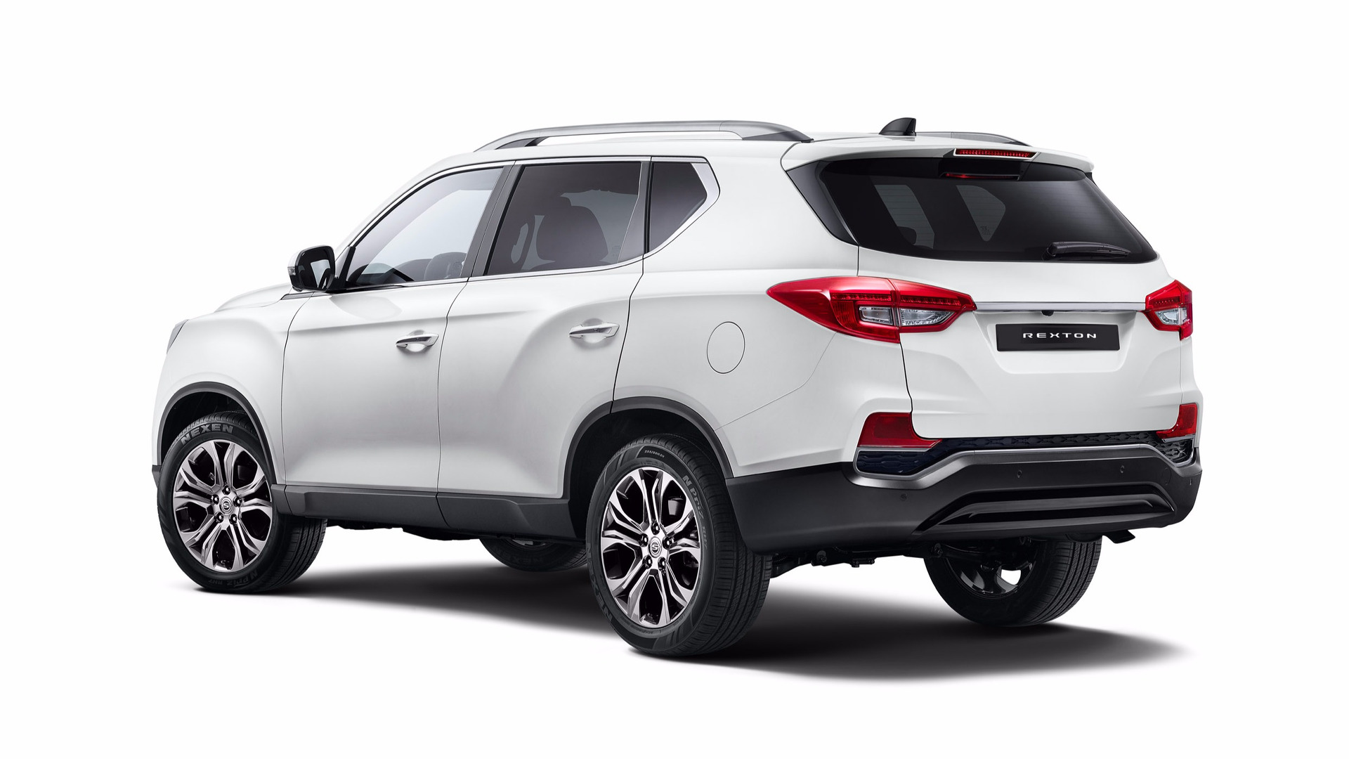 SUV Sang Yong Rexton