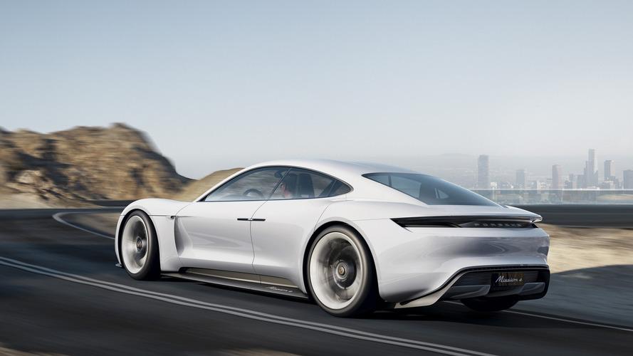 Porsche espère livrer plus de 10'000 Taycan en 2019