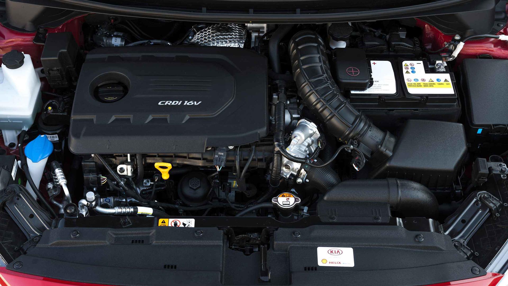 Kia Ceed Engine >> 2017 Kia Ceed Review