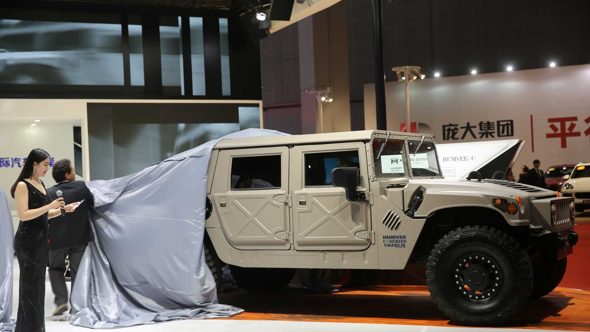GM Interested In Buying Humvee Maker AM General