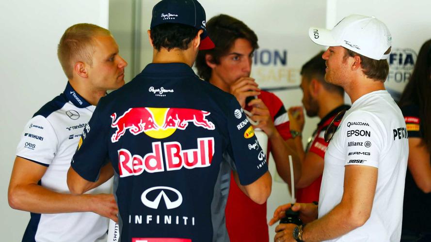 """Ricciardo sobre Merhi: """"No sé cómo no está en F1"""""""
