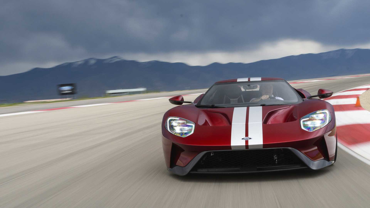 2017 Ford GT: First Drive