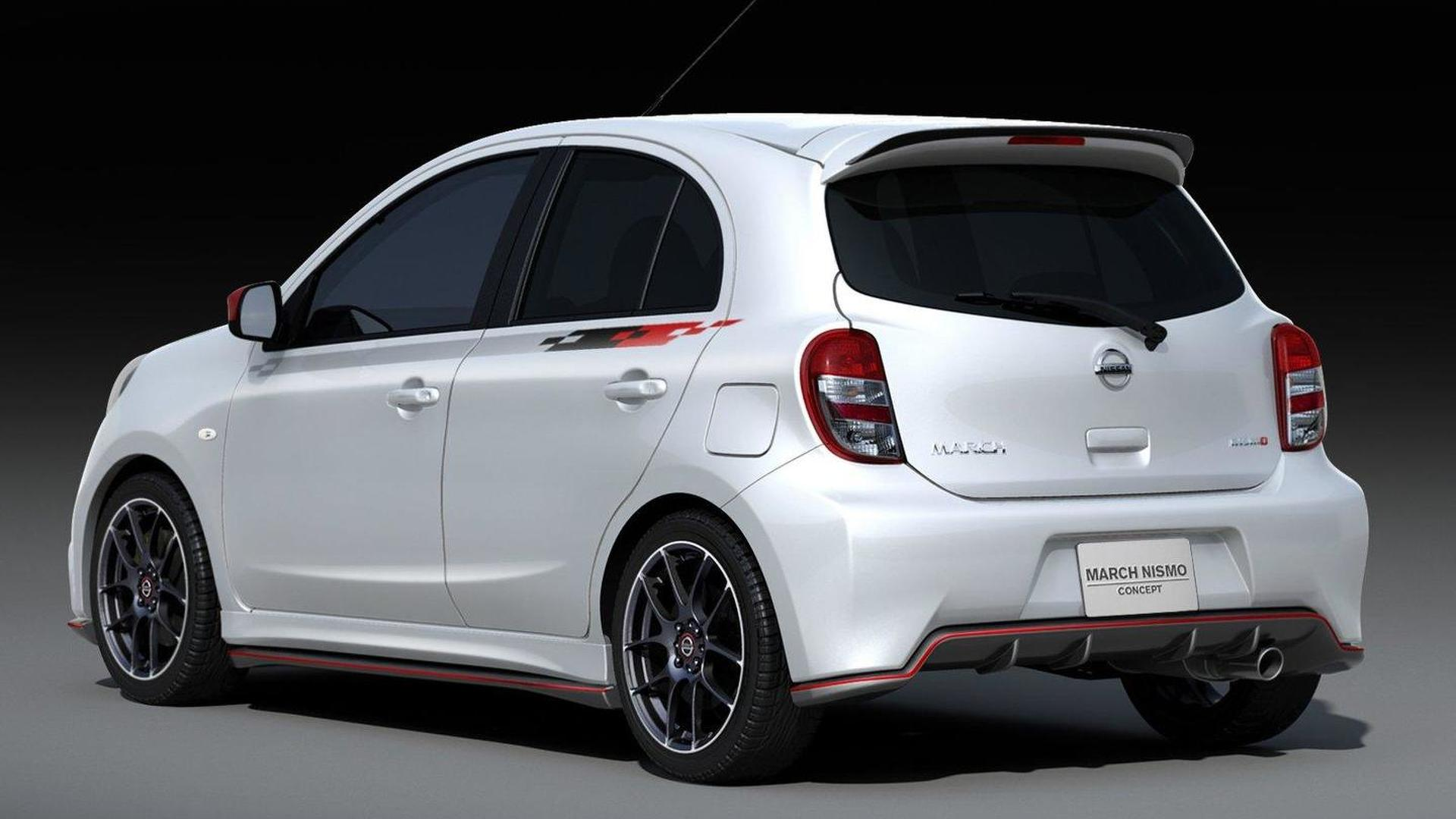 Nissan March Tuning >> Nissan Micra Nismo Concept Unveiled