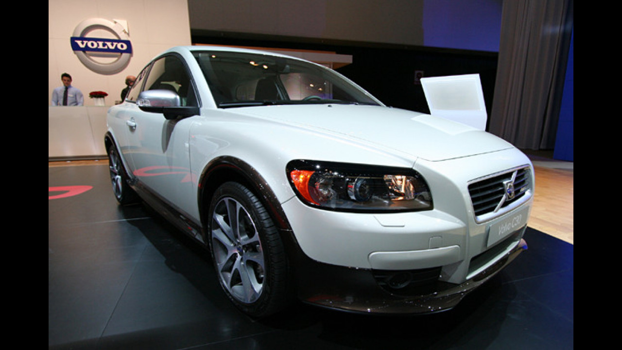 Volvo C30 T5 Geartronic