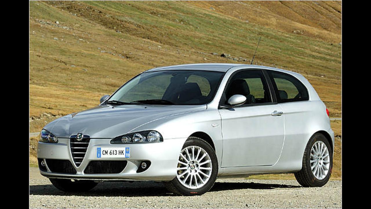Alfa Romeo 147 1.6 16V T.Spark Eco Impression 3-türig