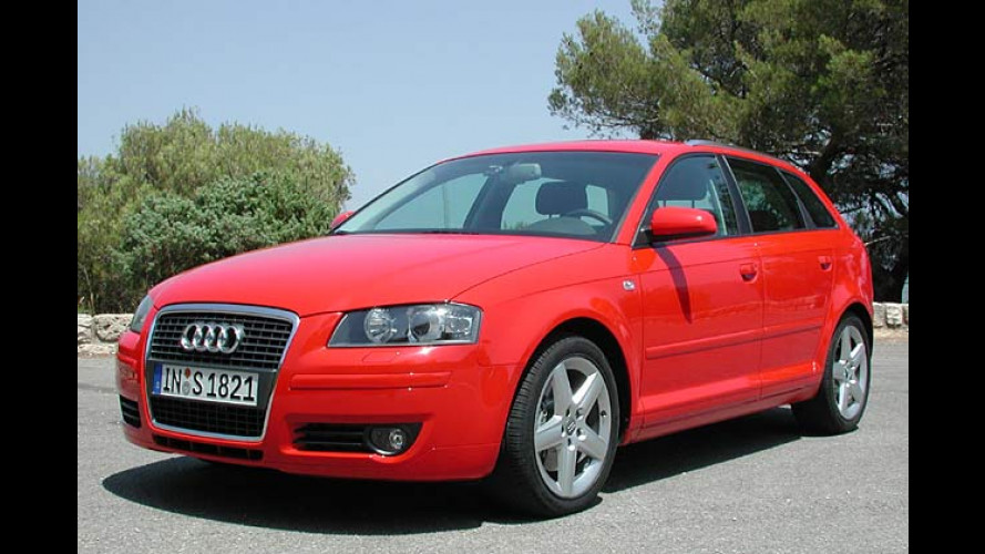 Audi A3 Sportback: Vier Ringe, fünf Türen, viel Spaß