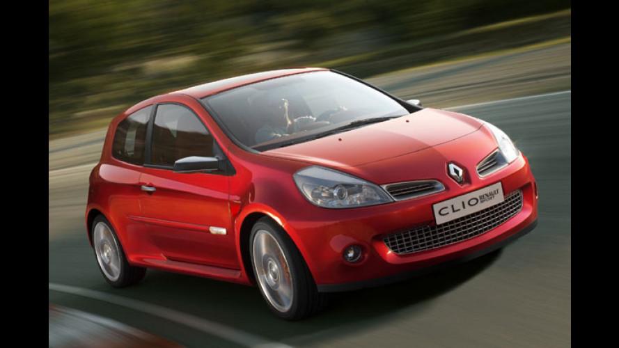 Clio Reißer: Bissige Renault Sport Studie auf der Messe
