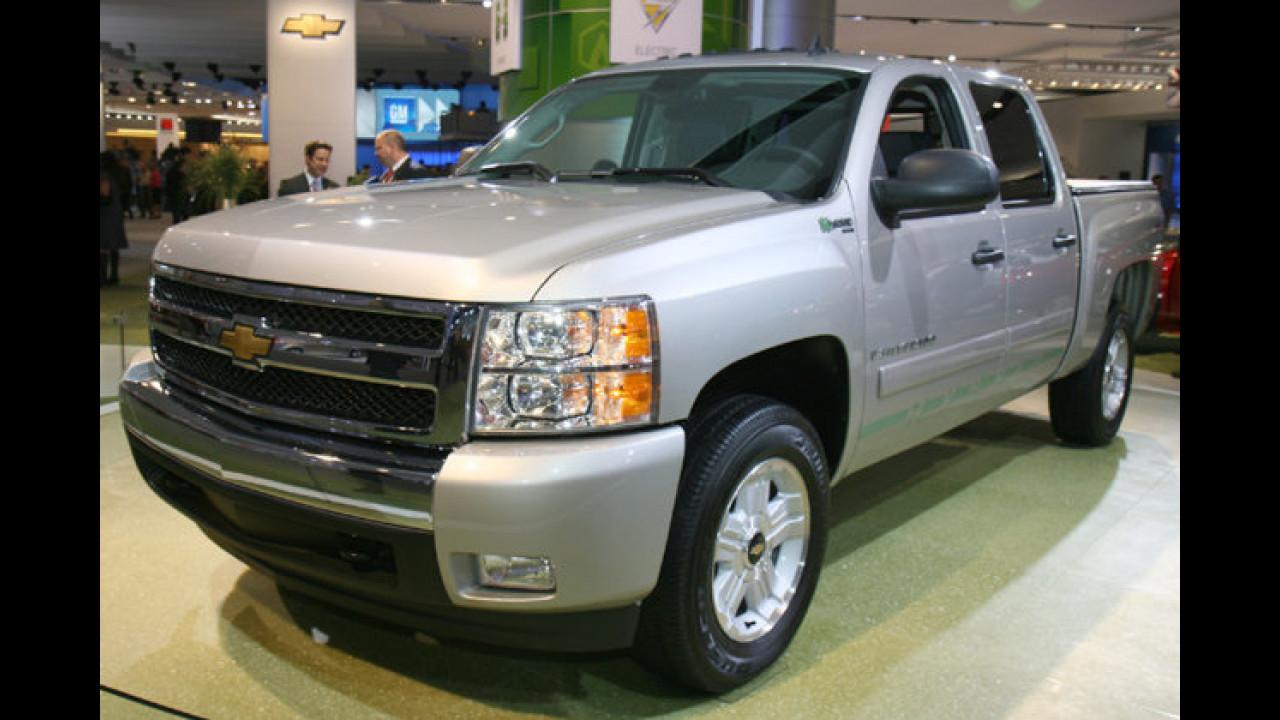 Chevrolet Silverado 2-Mode-Hybrid