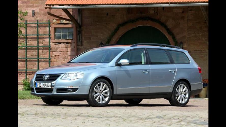 VW Passat Variant (2005) im Test: Der Liebling der Handelsreisenden