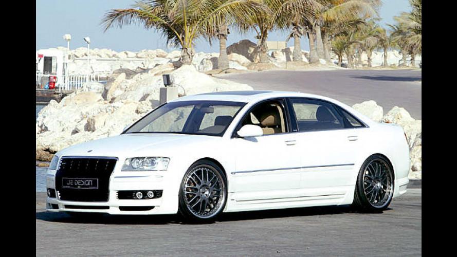 Audi A8 von JE Design: Die Oberklasse fliegt