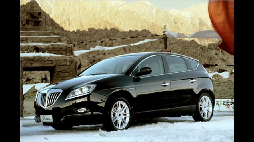Lancia setzt auf den Unterschied und Richard Gere