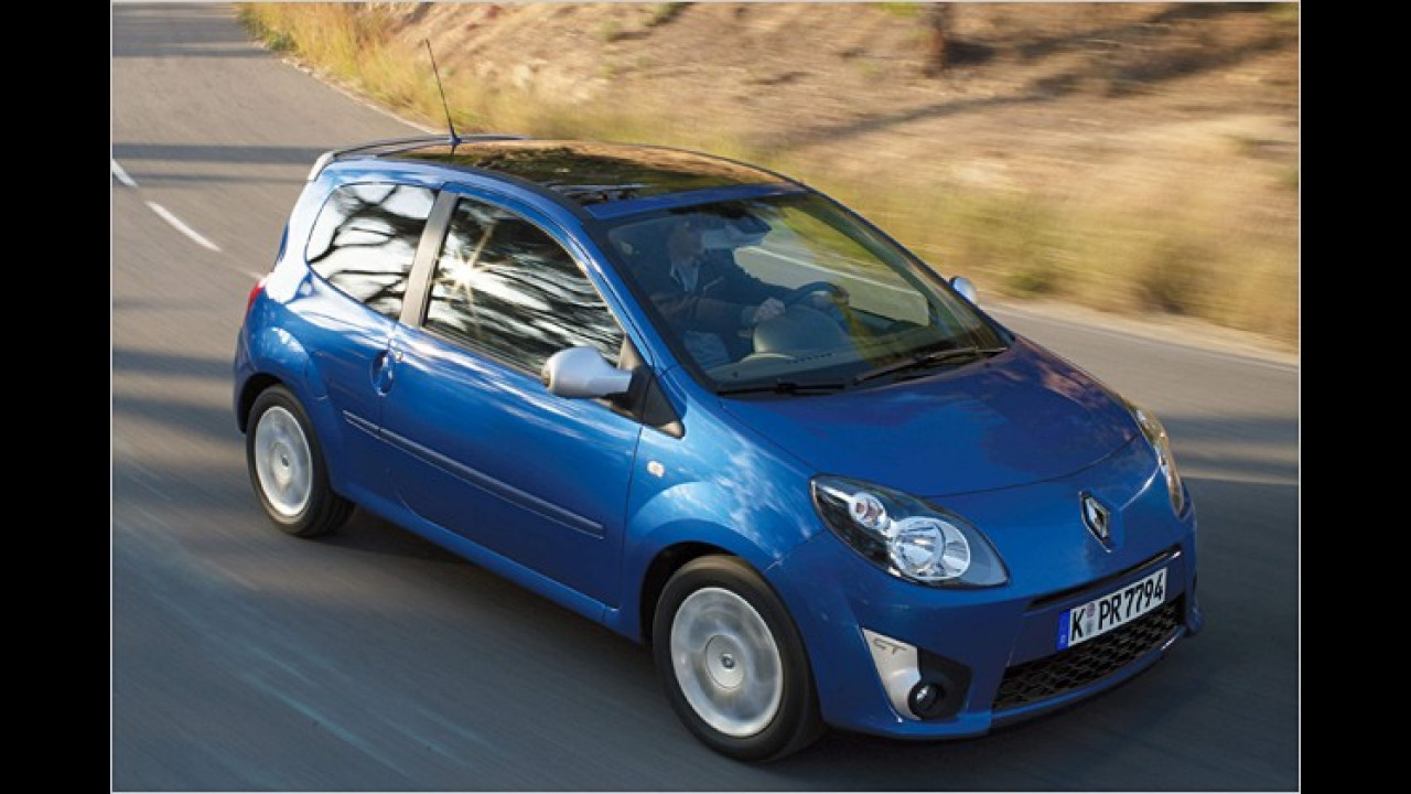 Renault Twingo 1.2 16V TCE GT