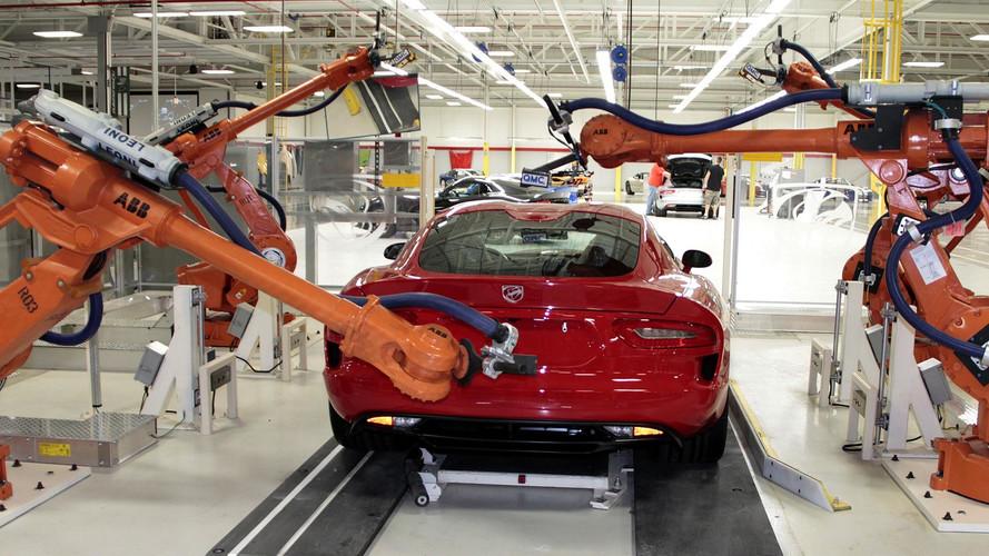 Dodge Viper'ın fabrikası FCA müzesi oluyor