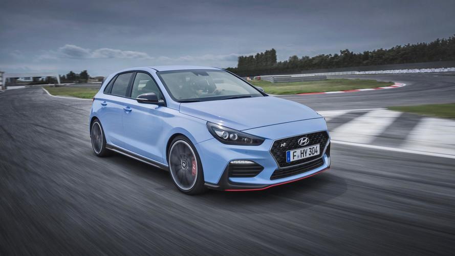 Hyundai привёз в Россию спортивный N-бренд и хот-хэтч i30 N