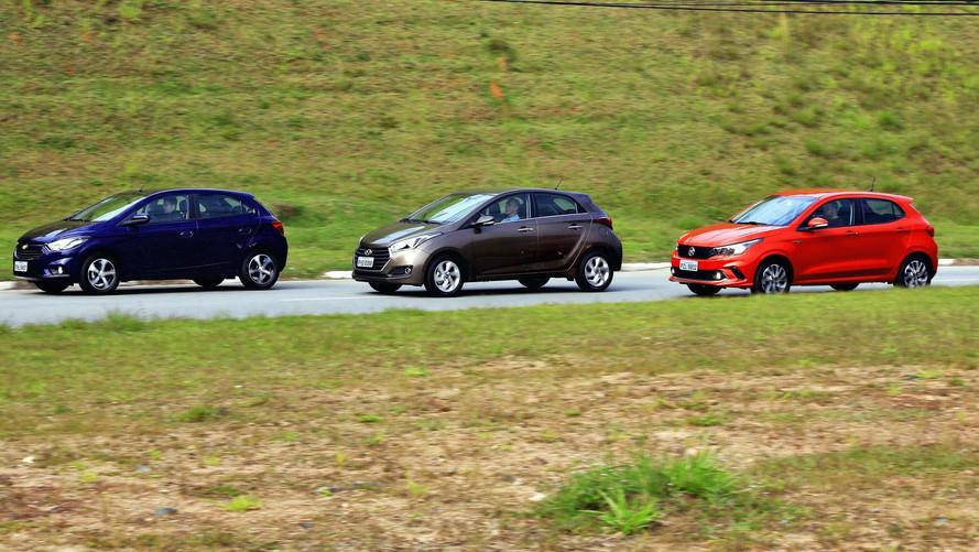 Onix, HB20 e Argo estão entre os carros mais roubados de SP; veja ranking