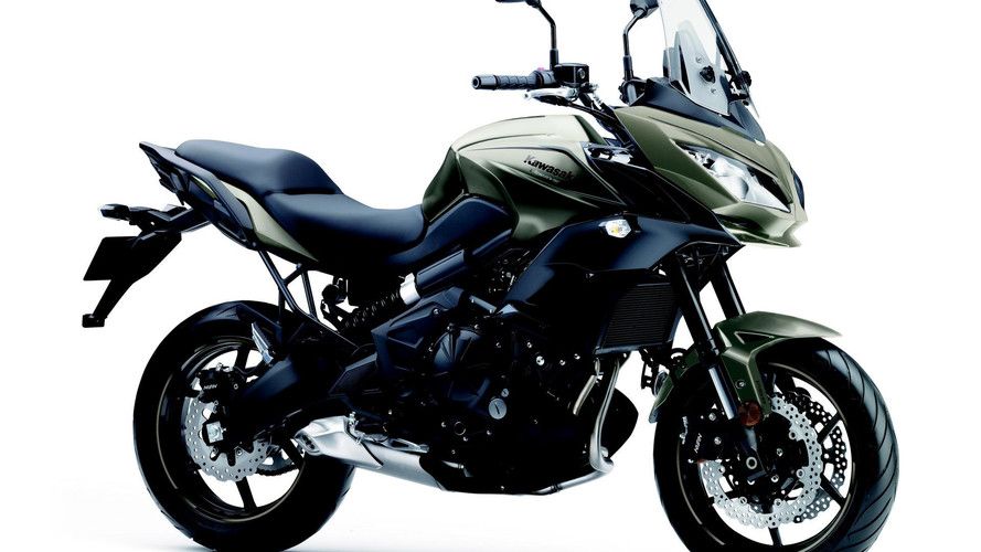 Kawasaki lança Versys 650 linha 2018 no Brasil