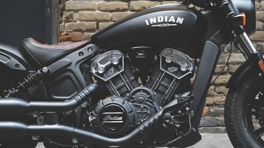 Indian Motorcycle Scout Bobber