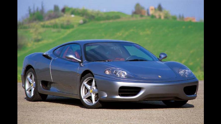 Ferrari-Zahlen steigen: Deutsche mögen flinke Pferdchen