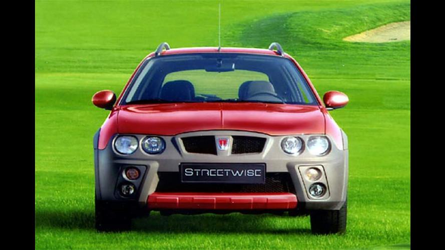 Rover 25, 45 und Streetwise: Bis zu 2.400 Euro Preisvorteil