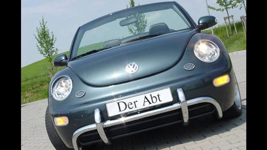 Vom Kultmobil zum Power-Käfer: Abt tunt VW Beetle Cabrio