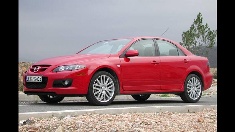 Mazda 6 MPS im Test: Jede Menge Sechs-Appeal