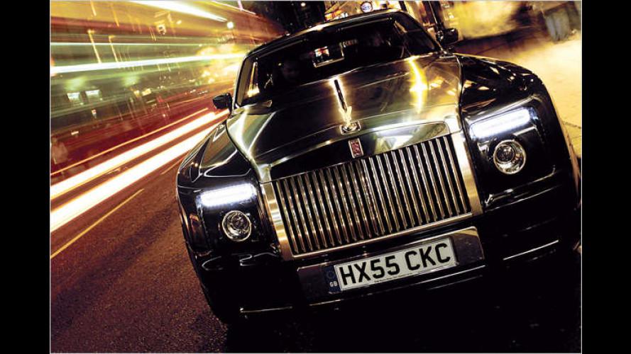 Rolls-Royce bringt neues Phantom Coupé heraus