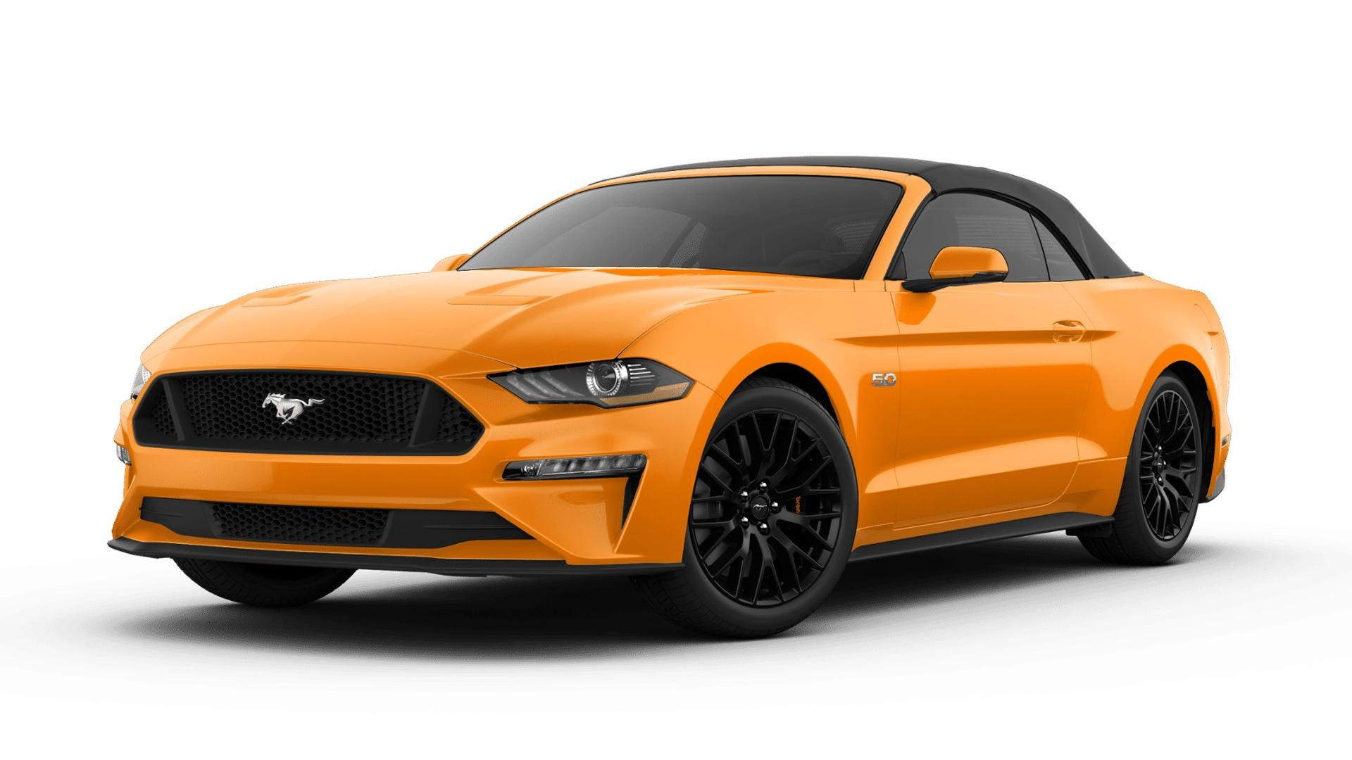 New Ford Mustang 2019 Convertible Coupe Ford Uk >> Most Expensive 2018 Ford Mustang Costs 58 760