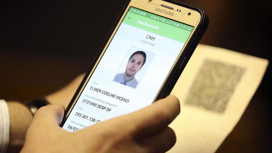 CNH ganhará versão digital a partir de fevereiro de 2018