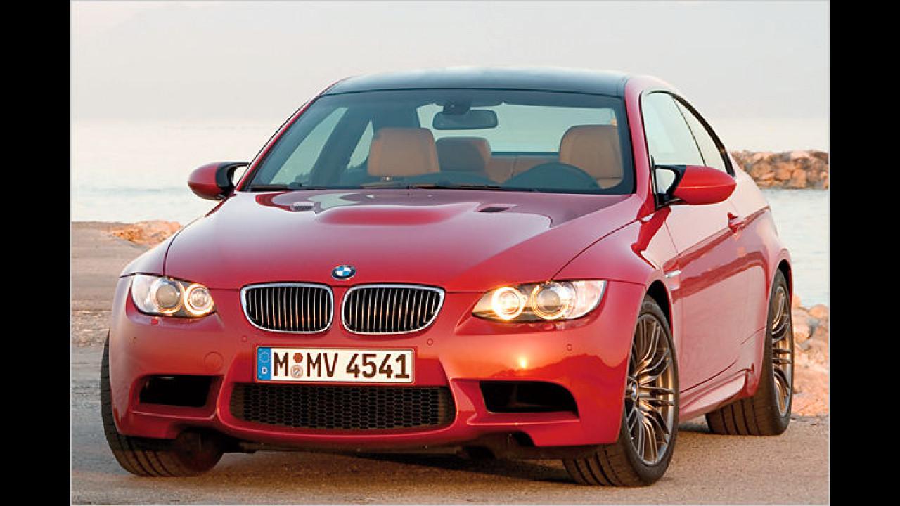 BMW M3: Großes Special