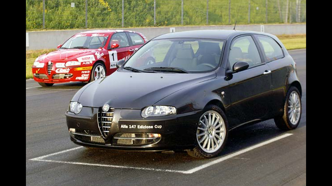 Alfa Romeo im Sport-Dress