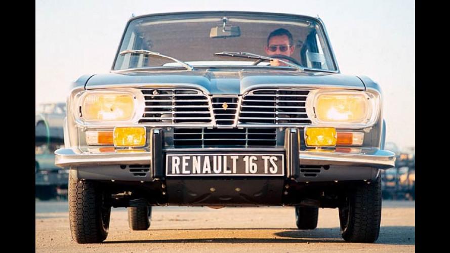Große Klappe, viel dahinter: 40 Jahre Renault 16