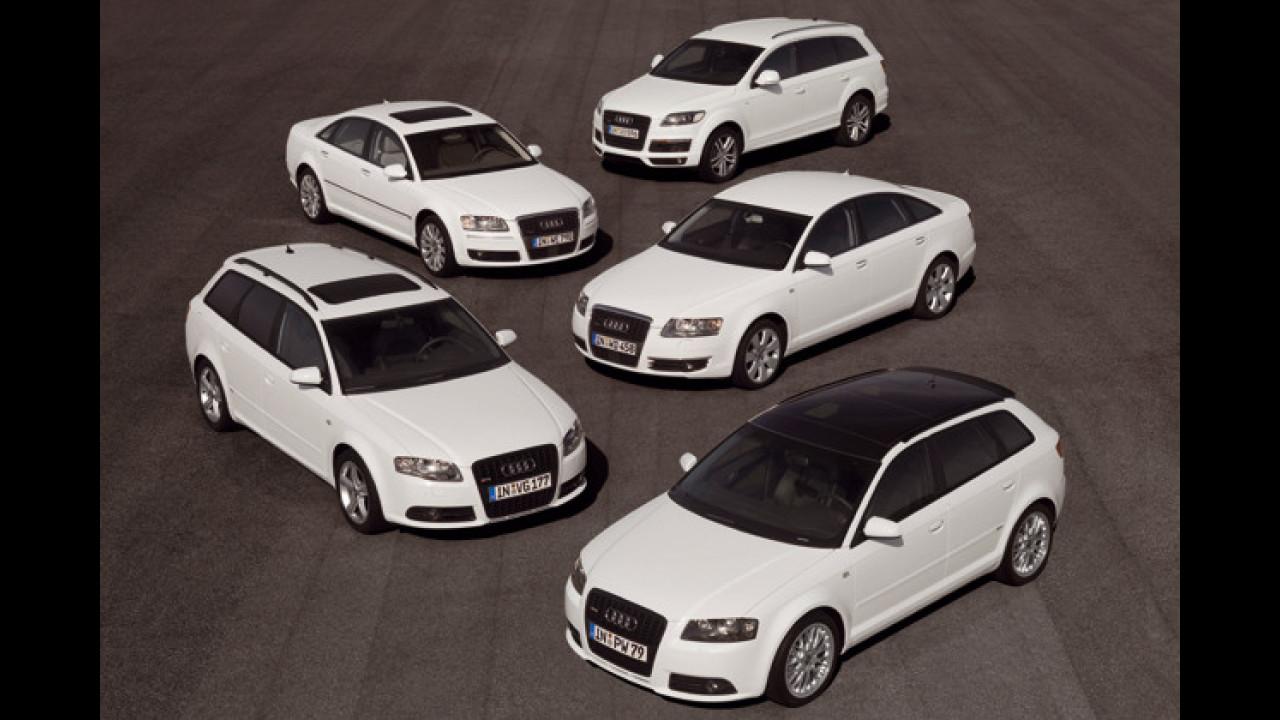 Audis werden sauberer
