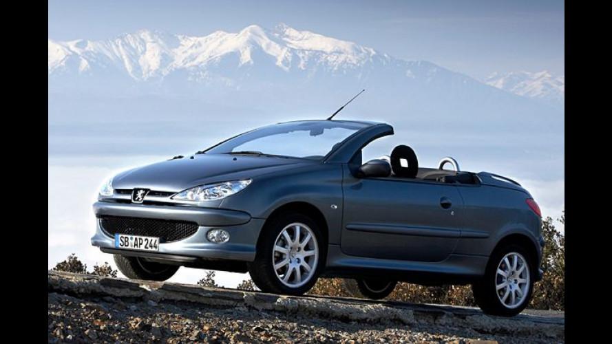 Peugeot: Sondereditionen des 206 und 307 mit JBL-Sound
