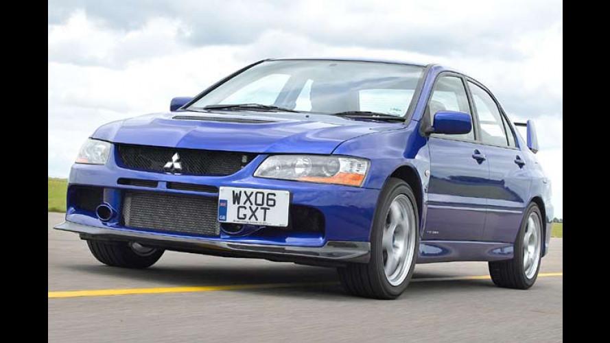 Weiter-Entwicklung: Mitsubishi Lancer Evolution IX FQ-360