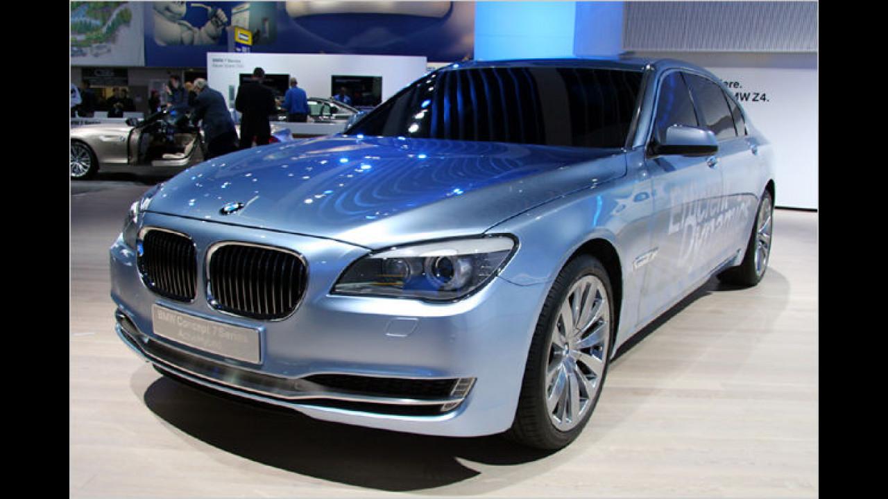 BMW 750i ActiveHybrid