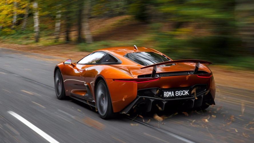 Une hypercar en préparation chez Jaguar ?