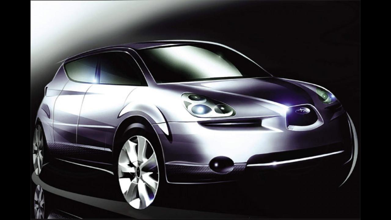 Subaru für Sieben