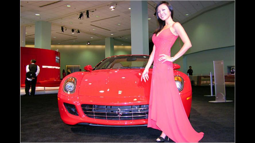 LA Auto Show 2007: Heiß, verrückt und ausgefallen